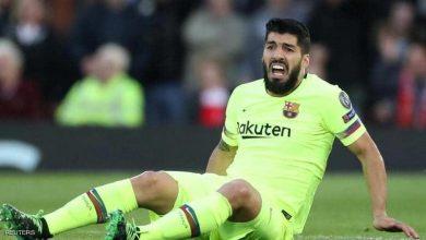 Photo of ضربة جديدة لبرشلونة سواريز يخضع لجراحة في الركبة