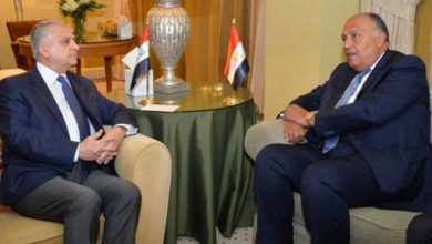 Photo of العراق ومصر يدعوان لخفض التوتر وتجنب التصعيد في المنطقة