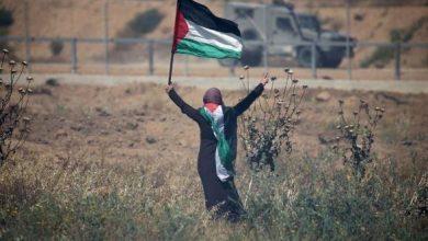 Photo of الفلسطينيون يحيون الذكرى للنكبة في مسيرات بالضفة الغربية وغزة