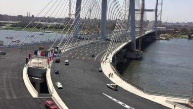 Photo of مصر تدخل غينيس بأعرض جسر معلق في العالم