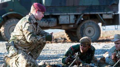 Photo of ألمانيا تستأنف مهمة تدريب العسكريين شمال العراق