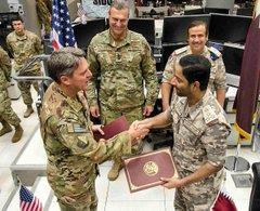 Photo of قطر والولايات المتحدة توقعان اتفاقية اجراءات العمل الثابتة لقوات «الناتو»