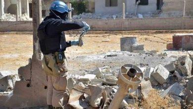 Photo of موسكو تنفي وقوع هجمات بالأسلحة الكيماوية بضواحي إدلب