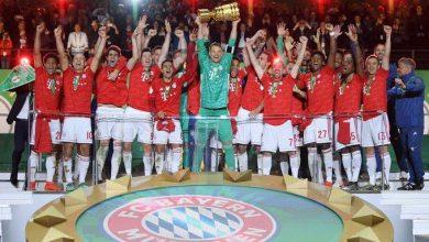 Photo of بايرن ميونيخ يتوج بلقب كأس ألمانيا