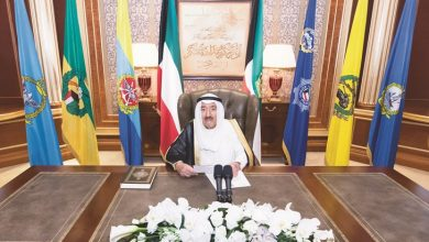 Photo of بالفيديو الأمير الاستعداد لمواجهة   جريدة الأنباء
