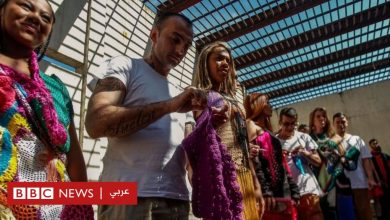 Photo of بالصور: عرض أزياء وراء القضبان