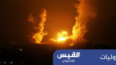 Photo of الدفاعات الجوية السورية تتصدى لأهداف معادية في ريف دمشق