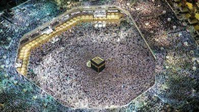 Photo of أكثر من مليوني مصلٍ في المسجد الحرام ليلة رمضان