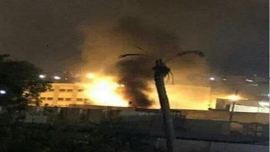 Photo of انفجار سيارتين مفخختين أمام مقر للجيش الليبي في درنة