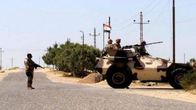 Photo of مصر إحباط هجوم إرهابي على كمائن للشرطة شمال سيناء