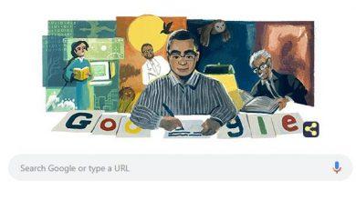 Photo of غوغل يحتفل بذكرى ميلاد الكاتب الراحل أحمد خالد توفيق