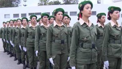Photo of المغرب آلاف الشابات يتقدمن للخدمة العسكرية