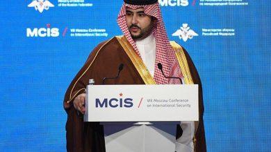 Photo of خالد بن سلمان المملكة ستواجه جرائم الحوثي بحزم وصرامة