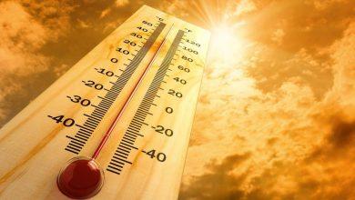 Photo of الأرصاد طقس شديد الحرارة رطب نسبيًا والعظمى