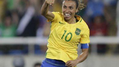 Photo of البرازيلية مارتا أفضل هدافة في تاريخ كأس العالم