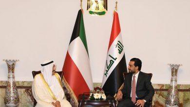 Photo of سمو الأمير يستقبل رئيس مجلس النواب العراقي في بغداد