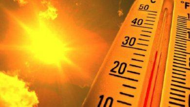 Photo of الأرصاد طقس شديد الحرارة والعظمى