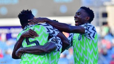 Photo of نسور نيجيريا إلى ثمن النهائي في كأس أمم أفريقيا
