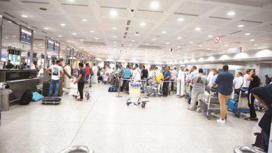 Photo of بالفيديو 233 ألف مسافر يقضون إجازة   جريدة الأنباء