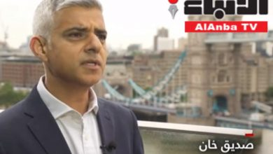 Photo of بالفيديو عمدة لندن يرد على تهجم   جريدة الأنباء