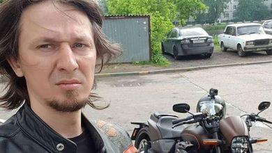 Photo of بالفيديو دراج روسي يلقى حتفه أثناء | جريدة الأنباء