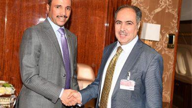 Photo of الرئيس الغانم يغادر لاهاي بعد   جريدة الأنباء