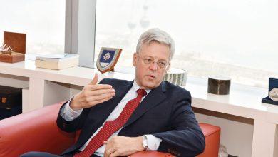 Photo of السفير الألماني: العلاقات الألمانية ـ الكويتية ممتازة وقوية وعميقة
