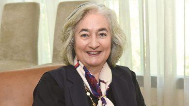 Photo of بالفيديو السفيرة ماري ماسدوبوي لـ   جريدة الأنباء