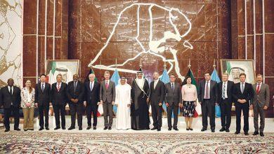 Photo of الخالد استقبل ممثلي مجلس الأمن | جريدة الأنباء