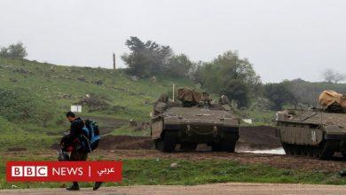 Photo of الجيش الإسرائيلي يعلن ضرب أهداف بسوريا ردا على سقوط صواريخ على مرتفعات الجولان