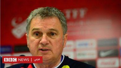 Photo of فريق الجبل الأسود لكرة القدم يقيل مدربه بسبب رفضه اللعب أمام كوسوفو