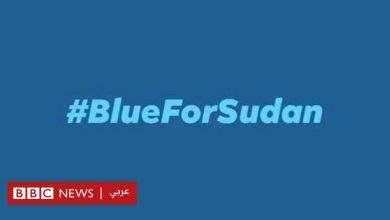 Photo of هاشتاغ BlueForSudan# يتحول إلى حملة للتضامن مع المتظاهرين في السودان