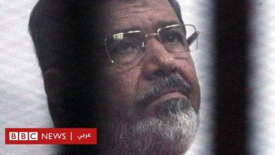 Photo of وفاة محمد مرسي: دفن جثمان الرئيس المصري السابق في مقابر شمال شرقي القاهرة
