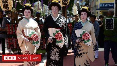 Photo of كيم كارداشيان تطلق علامة تجارية لملابس داخلية تثير حفيظة اليابانيين