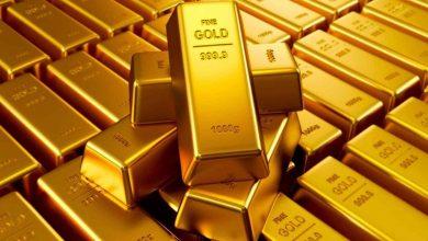 Photo of الذهب يهبط مع صعود الدولار وتحسن الشهية للمخاطرة