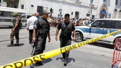 Photo of انتحاري يفجر نفسه في العاصمة التونسية