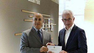 Photo of السفير الغنيم: دعمنا برامج صندوق مكافحة السل والملاريا بنصف مليون دولار