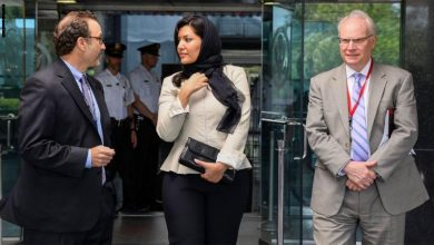 Photo of الأميرة السعودية ريما بنت بندر أول سفيرة تبدأ مهمتها الدبلوماسية في واشنطن