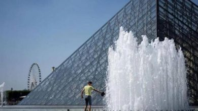 Photo of فيديوغرافيك موجة حر قياسية تجتاح باريس