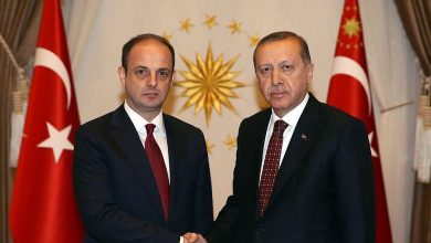 Photo of أردوغان يقيل محافظ البنك المركزي التركي