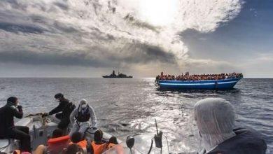 Photo of إنقاذ مهاجراً قبالة السواحل الإسبانية