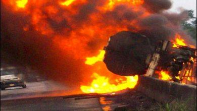Photo of مقتل وإصابة في انفجار صهريج وقود وسط روسيا
