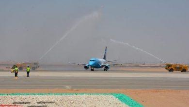 Photo of مصر هبوط أول طائرة في مطار العاصمة الجديدة