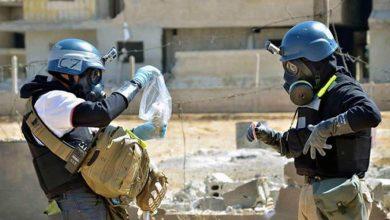 Photo of رويترز فريق جديد متخصص في الأسلحة الكيماوية يحقق في هجمات حدثت..