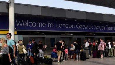 Photo of تعليق الرحلات في مطار غاتويك في لندن بسبب مشكلة في المراقبة ال..