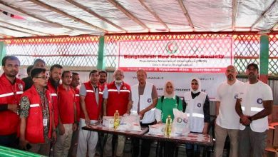 Photo of المؤسسات الكويتية تواصل نشاطها الإنساني المتجدد وسط إشادة أوروبية