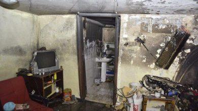 Photo of الإطفاء إصابة حارس وعاملة في حريق منزل بسلوى