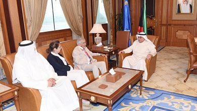 Photo of وزير الداخلية الهلال الأحمر من الجهات المتميزة بالعمل الإنساني