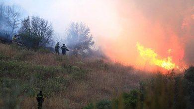 Photo of احتواء حرائق الغابات خارج العاصمة آثينا باليونان
