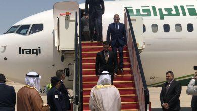 Photo of رئيس مجلس النواب العراقي يصل الكويت